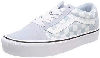6c254bc092 Vans Unisex Adults  Old Skool Lite Trainers