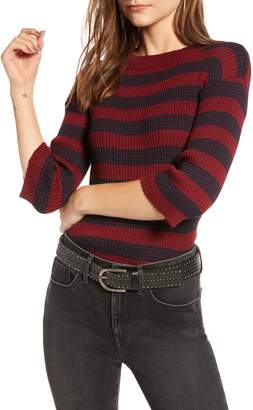 Treasure & Bond Striped Sweater