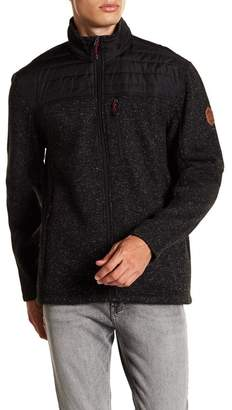 Free Country Zip-Up Fleece Jacket