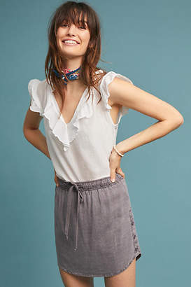Cloth & Stone Mini Skirt