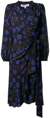 Diane von Furstenberg Sapphire dress