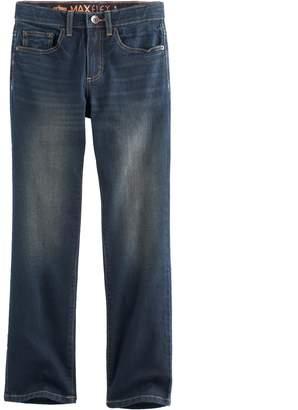Boys 8-20 Urban Pipeline MaxFlex Straight Leg Jeans