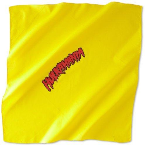 Hogan American Classics Men's Hulk Hulkamania Bandana T-Shirt