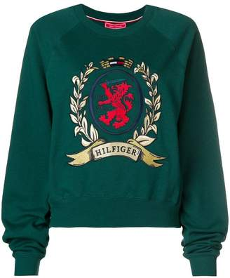 Tommy Hilfiger (トミー ヒルフィガー) - Hilfiger Collection ロゴ スウェットシャツ