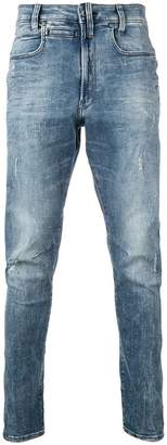 G Star Research tapered jeans