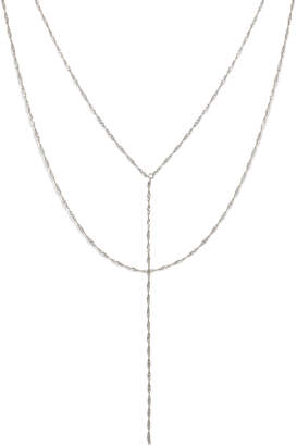 Electric Picks Uptown Necklace - Silver