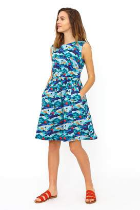 Emily And Fin Lucy Road Trippin' Dress - 12 | cotton