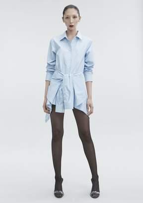 Alexander Wang TIE FRONT DRESS