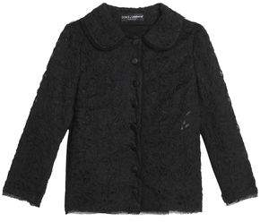 Dolce & Gabbana Corded Lace Jacket