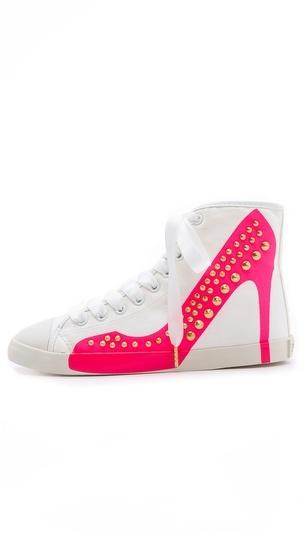 Be & D Hey Stud Sneakers