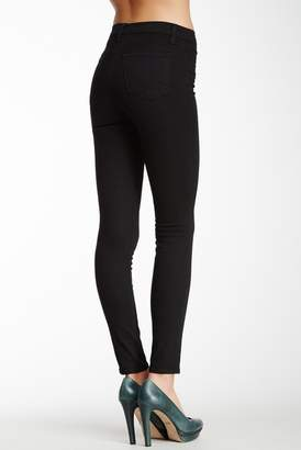 J Brand Maria Ripped High Waist Skinny Jeans