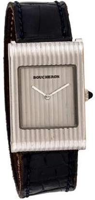 Boucheron Montre Reflet Watch