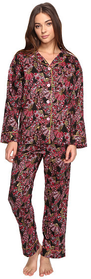 BedHeadBedHead Long Sleeve Classic Pajama Set
