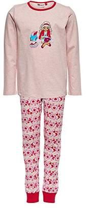 Lego Wear Girl's Friends Nevada 713-Schlafanzug Pyjama Sets