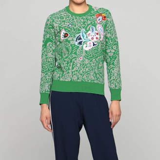 Kenzo (ケンゾー) - Kenzo Crew Neck Comfort Sweater