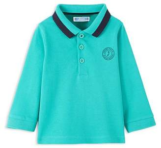 Jacadi Boys' Long-Sleeve Polo - Baby