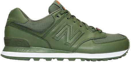 New Balance Men's 574 Flight Jacket Casual Shoes