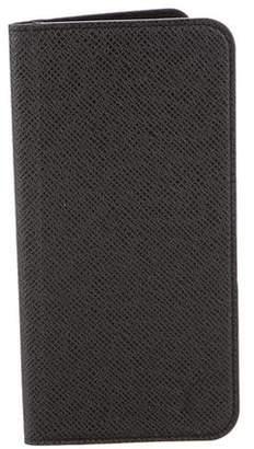 Louis Vuitton 2016 Taiga iPhone 6 Plus Folio Case