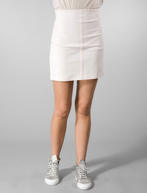 Pencey High Waisted Pencil Skirt
