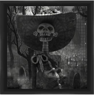 PTM Images Skeleton In Hat