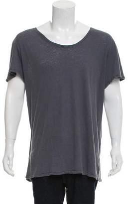 Greg Lauren Slouchy Crew T-Shirt w/ Tags