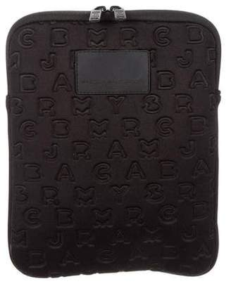 Marc by Marc Jacobs Logo iPad Case