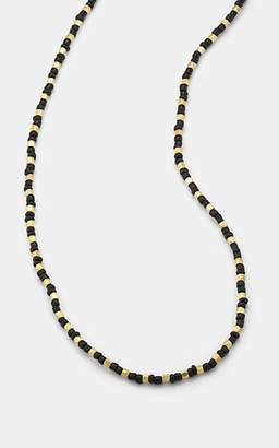 Barneys New York Men's Beaded Necklace - Gold