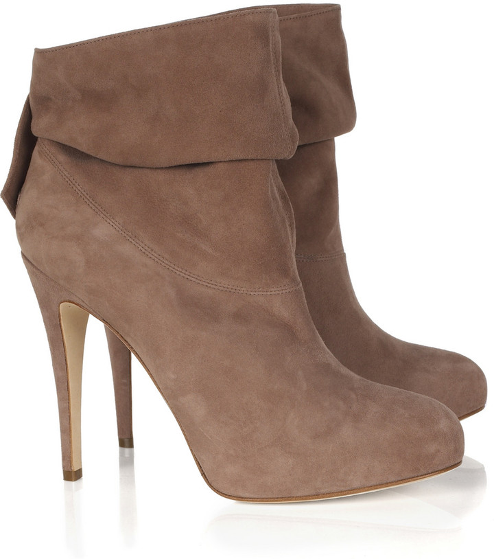 Brian Atwood Cosmic slouchy ankle boots