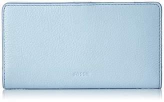 Fossil (フォッシル) - [フォッシル]長財布 CAROLINE SLIM BIFOLD WALLET SL7353 ホライゾンブルー