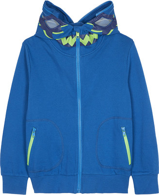 Stella Mccartney Bandit cotton hoody 4-14 years $89 thestylecure.com