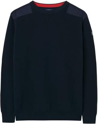 Gant Outdoors Rib Crewneck Jumper