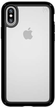 Speck Transparent iPhone X & Xs Case