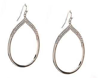 Kelly & Katie Glitter Teardrop Drop Earrings - Women's