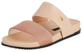 Pool' Melissa Shoes Cosmic Flat Pool Slide Sandal