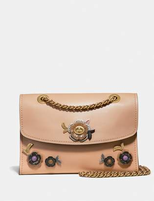 Coach Parker With Allover Tea Rose Stones