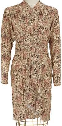 Isabel Marant Hany long-sleeved dress