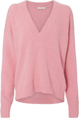 Tibi V-neck Sweater