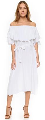 MLM LABEL Maison Midi Dress $187 thestylecure.com