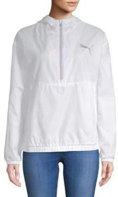 Puma Spark Quarter-Zip Jacket