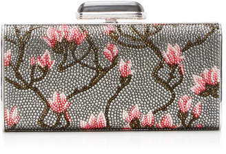 Judith Leiber Couture Blossoms Soft Sided Clutch