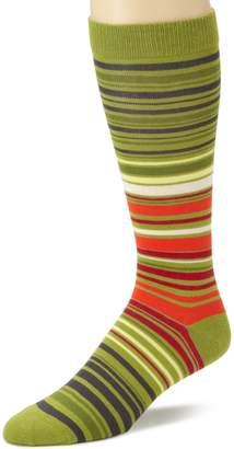 Ozone Men's Mens Upc Stripe Casual Socks