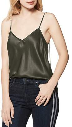 Paige Cicely Silk Camisole Top