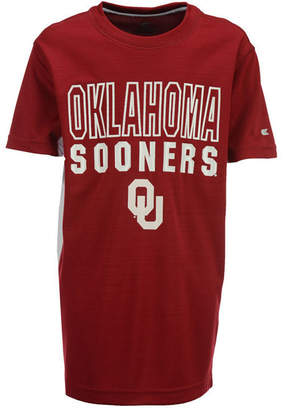 Colosseum Oklahoma Sooners In The Vault T-Shirt, Big Boys (8-20)