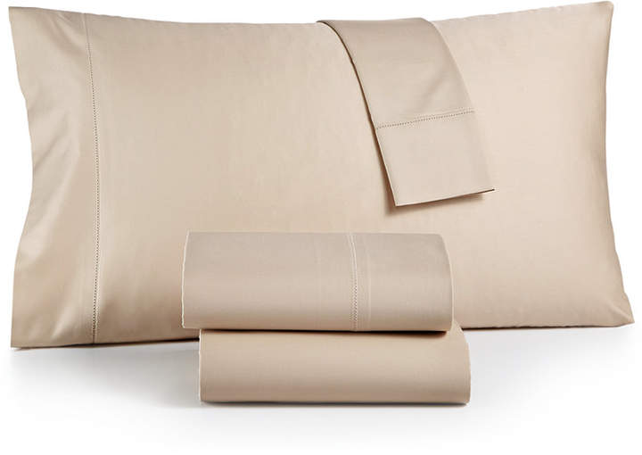 Martha Stewart Collection Last Act! Dream Science by Martha Stewart Collection Cooling Sleep System 4-Pc Queen Sheet Set, 450 Thread Count Hygro Cotton and Tencel Lyocell Blend, Created for Macy's Bedding