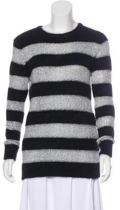 MICHAEL Michael Kors Angora Metallic Sweater w/ Tags