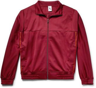 Nike Martine Rose Nrg K Webbing-Trimmed Tech-Jersey Track Jacket