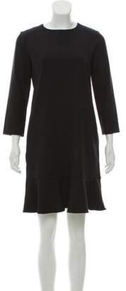 0039 Italy Long Sleeve Mini Dress w/ Tags