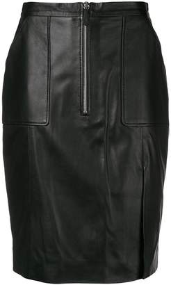 Altuzarra zipped pencil skirt