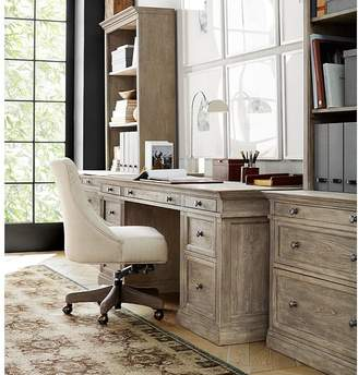Pottery Barn Corner Desk Top & Legs