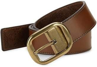Robert Graham Men's Leather Belt
